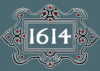 Cafe 1614 Logo